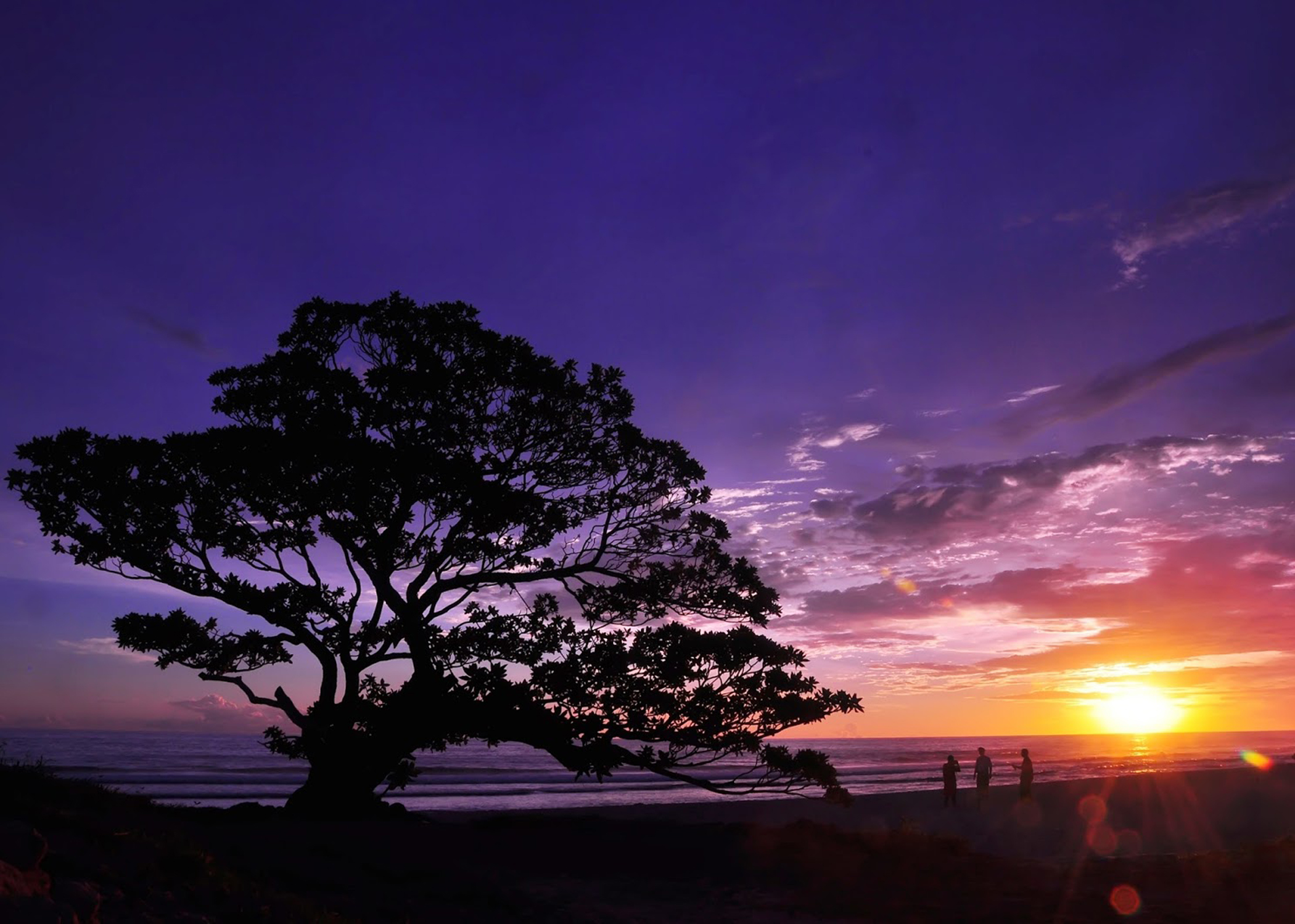 sunset-pantai-pok-tunggal